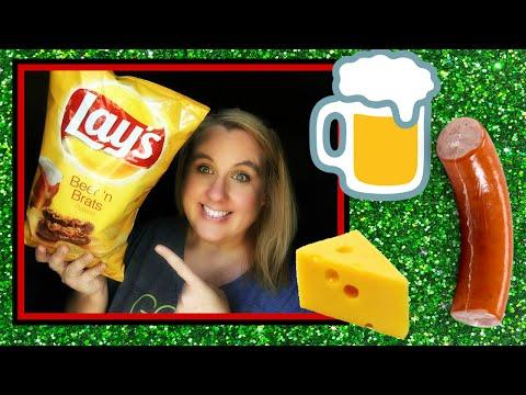 Taste Test: Lay's Beer 'N Brats Potato Chips!