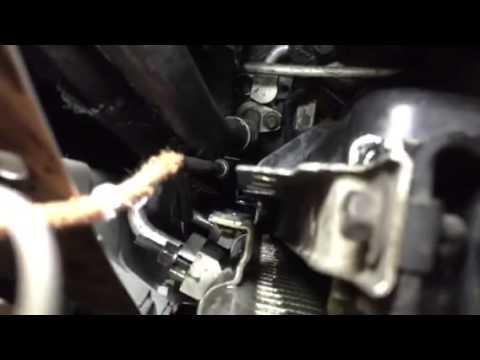 2002 PT Cruiser radiator replacement
