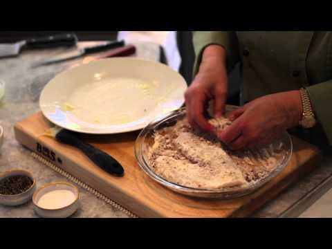 Pecan-Crusted, Baked Tilapia Recipe : Making Delicious Meals