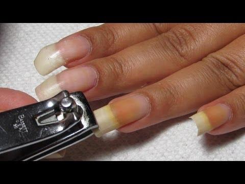 FAQ:  Natural Nails - Curling, Cutting & Filing