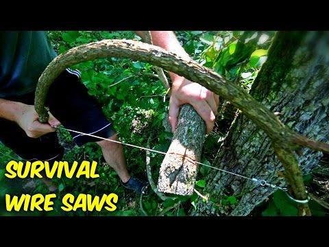 Survival Wire Pocket Saws