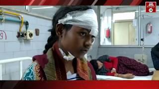 रीवा में बारातियों ने चलाई गोली, बारात देख रही महिला सहित युवती घायल