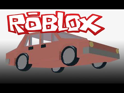 How to build a car in roblox 2016