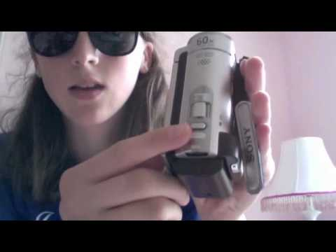 Sony Handycam/Memory Card!