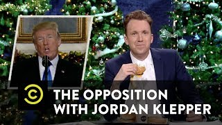 #MAGAMealChallenge: Trump's Greatness Fuel - The Opposition w/ Jordan Klepper