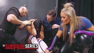 Natalya takes Nikki Bella