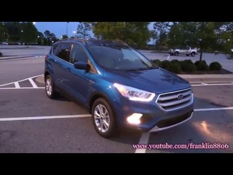 How Fuel efficient is the New 2.0L 2017 Ford Escape