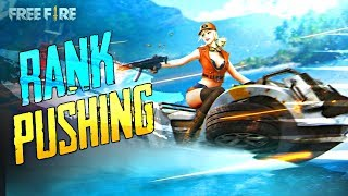 Q/A Giveaway Rank Pushing By Romeo-  Free Fire LIve AO VIVO