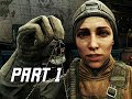 METRO EXODUS Walkthrough Gameplay Part 1 FIRST 2 HOURS Let S Play Commentary mp3