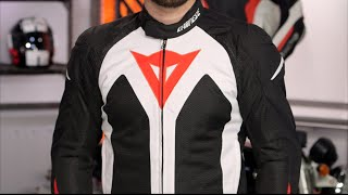ca8841b61e9 Dainese Hyper Flux D-Dry Jacket Review at RevZilla.com