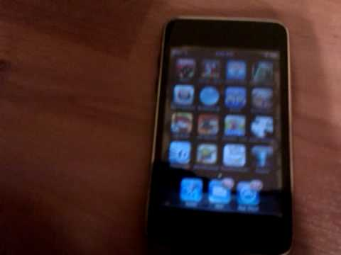 IPod Touch 2g MC Review