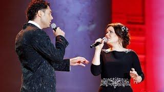 Евгений Кунгуров и Дина Гарипова -