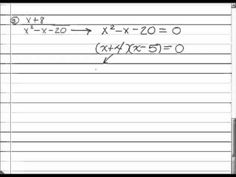 Defining Rational Expressions - Section 7.1a