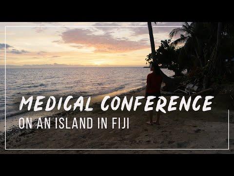 Southern Hemiphere Medical Camp/ Conference | Malolo Island, Fiji | Vlog 2017