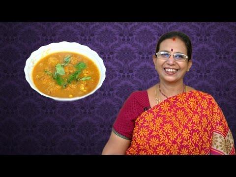 Vada Curry   Mallika Badrinath Recipes