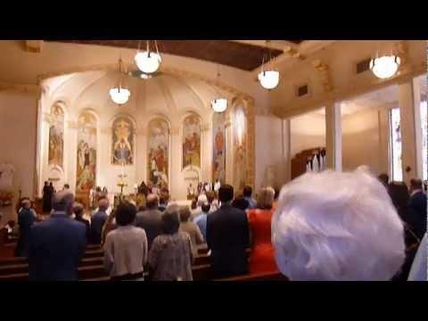 Coro Catedral de Portland en Pascua 2013 /  Chorus Cathedral of Portland Easter