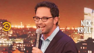 """Nick Kroll: """"I Never Quite Learned How to Talk Dirty"""""""