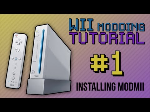 Wii Softmodding - PART 1 - MODMII
