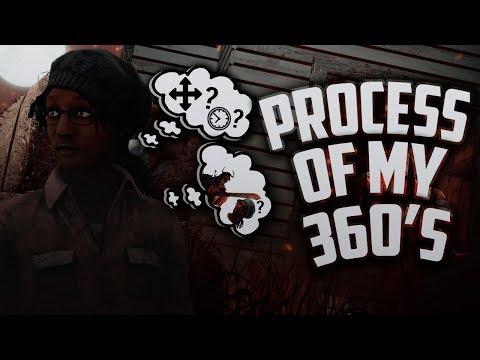 Process of my 360's - Tutorial