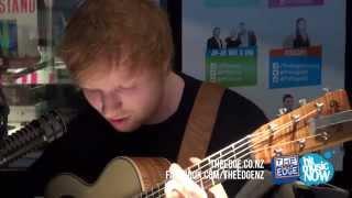 Ed Sheeran covers Lorde