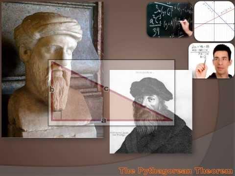 Algebra 1 - The Pythagorean Theorem