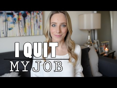 I Quit My Job! Why It Was The Best Decision Ever