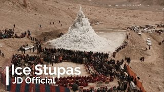 The Indian who built Ice stupas to get water - JD Official (Rolex Awards 2016 winner )
