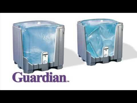 Guardian IBC liner bag
