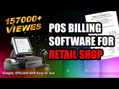 Accounting software free How to scan barcode and make Bill (COD available)