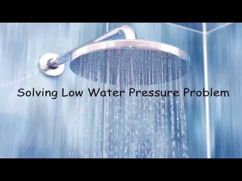 A simple & CHEAP solution to low water pressure at shower-head in higher floor apartments