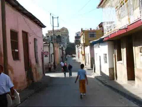 Cuba Travel - Santiago's Tivoli Area - Stairs of Padre Pico & Private Restaurant