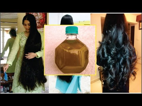 How to make herbal hair oil at home in Tamil - Prevent hair loss