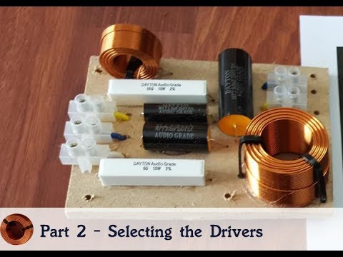 How to Design a Crossover - Part 2 - Selecting the Drivers