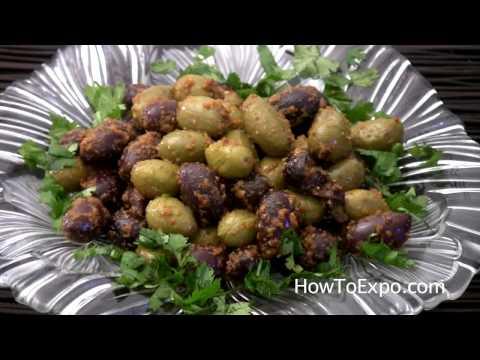 Spicy Cilantro Olive Marinade Recipe
