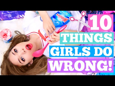 10 Things You're Doing WRONG Everyday / Life Hacks You NEED to Know!!