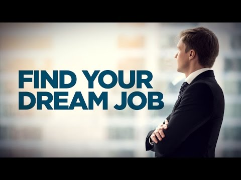 How to Find Your Dream Job - Cardone Zone