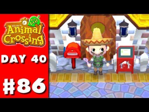 Animal Crossing: New Leaf - Part 86 - HH Showcase (Nintendo 3DS Gameplay Walkthrough Day 40)