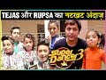 Rupsa Batabyal Tejas Verma And Other Contestants Talk About Their Journey Super Dancer Chapter 3