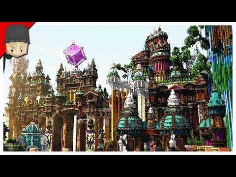 Minecraft - Epic Fantasy City & Citadel!