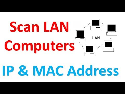 How to show all LAN computers | Network tutorial