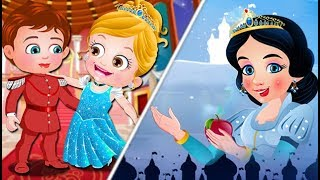 Snow White Story By Baby Hazel Games | Princess Games - Snow White