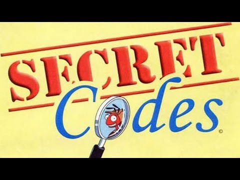How To- Write in a Secret Code
