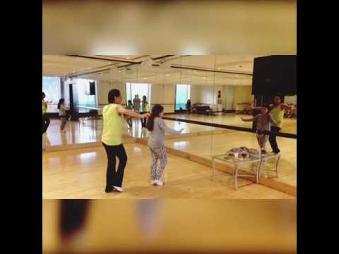 Persian Dance Class-Rouhi and Amitis