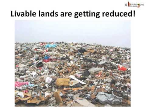Science - Garbage Problem - Hindi