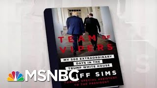 Cliff Sims: I Never Felt Like I Was Asked Directly To Lie | Morning Joe | Msnbc