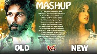 Old Vs New Bollywood Mashup songs 2020 | Old Hindi Songs Mashup 2020 (Old to New 4)_Romantic MASHUP