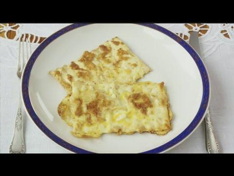 Mass Appeal Passover Breakfast Matzo Brei