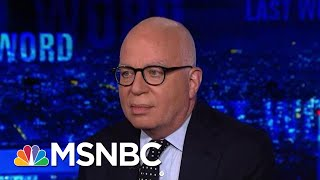 How Some Donald Trump Staffers Really Feel About The President? | The Last Word | MSNBC