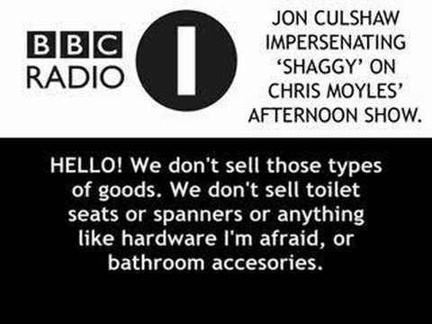 Shaggy Calls a Supermarket