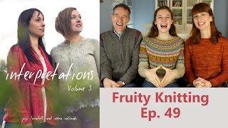Ysolda Teague - Ep  36 - Fruity Knitting Podcast